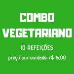 lefit combo vegetariano