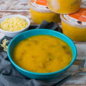 Lefit Pratos Saudáveis - Sopa de Mandioquinha