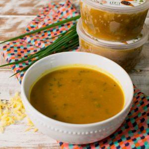 Lefit Pratos Saudáveis - Sopa de Abóbora