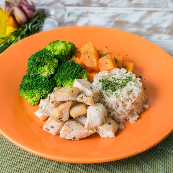 lefit-pratos-saudaveis-Frango-Fit-com-Arroz-Integral-e-Legumes