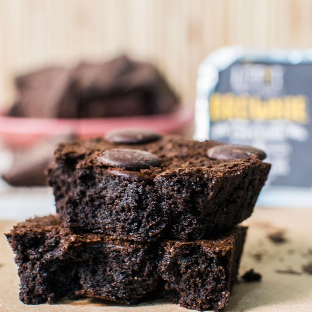 Lefit Pratos Saudáveis - Brownie