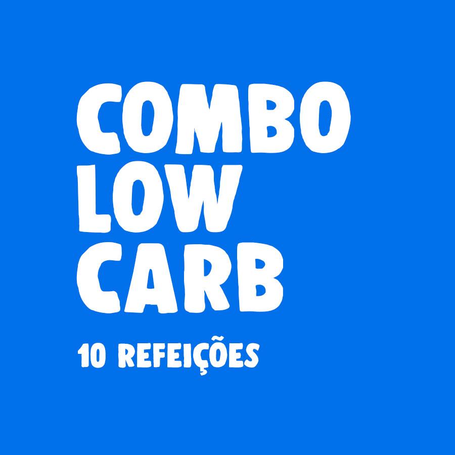 LeFit Pratos Saudáveis Combo Low Carb
