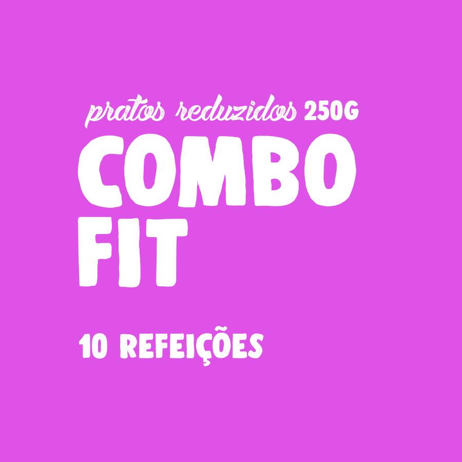Lefit Pratos Saudáveis - Combo Fit – 10 Pratos