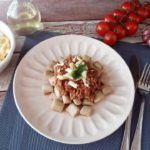 LeFit Pratos Saudáveis - Nhoque a Bolonhesa