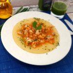 lefit pratos saudaveis sobrecoxa com pure de aipim 350g